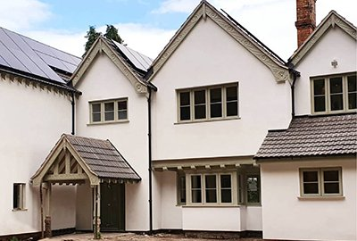 Project Feature: Home makeover with Baumit EWI improve interior comfort and energy-efficiency