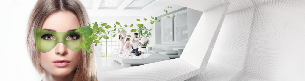 Breathable Render Systems, Healthy Living | Baumit